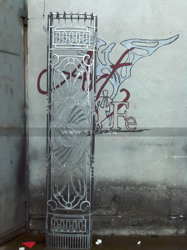 Декоративная колонна.