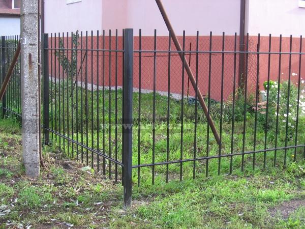 Простой забор